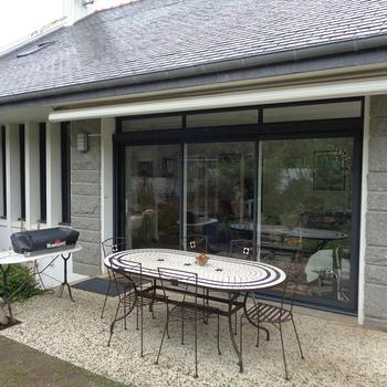Changement fenêtres - alu K.line à St Quay Portrieux - Côtes d''Armor (22)