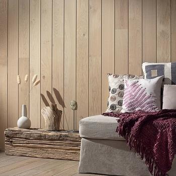 Concept bois mural de Panaget : la nature s'invite dans nos intérieurs
