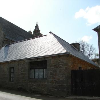 Couverture Ardoise sur bâtisse classée - Côtes d''Armor
