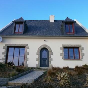 Fenêtres alu k.line - Côtes d''Armor