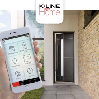 Innovation : La porte d''entrée à ouverture à distance K.line