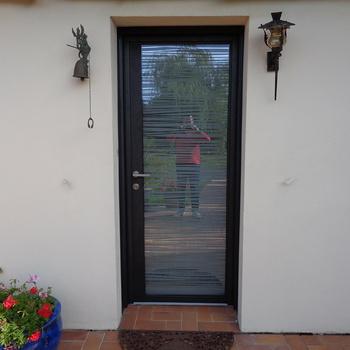 Porte d''entrée K●Line à Ploufragan
