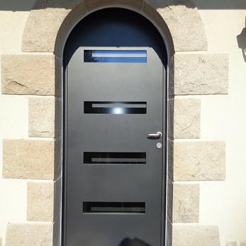 Porte d''entrée mixte, entre St-Brieuc et Guingamp