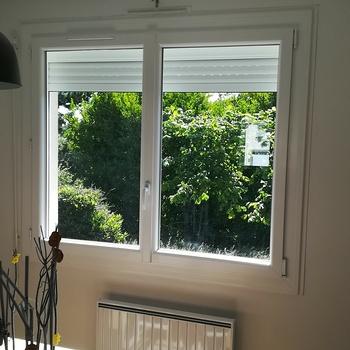 Remplacement de fenêtres PVC à Trégueux
