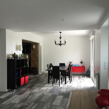 Rénovation habitation à Merléac - Côtes d''Armor