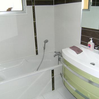 Rénovation de salle de bain à Corlay - Côtes d''Armor