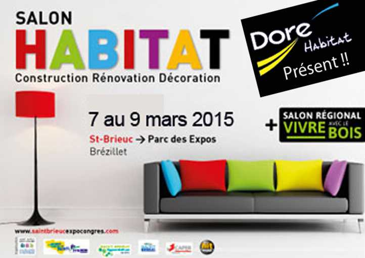 Salon de l 39 habitat saint brieuc for Carrelage yffiniac